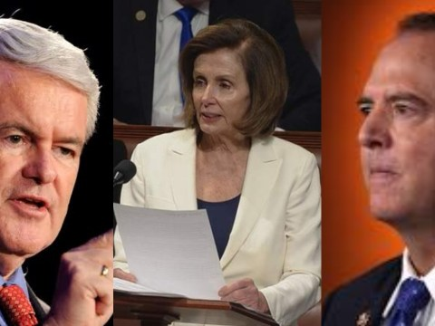 Newt Gingrich Brilliantly blast Pelosi and Schiff with concrete facts