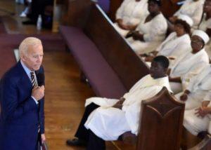 Catholic priest refused to give Joe Biden Holy Communion