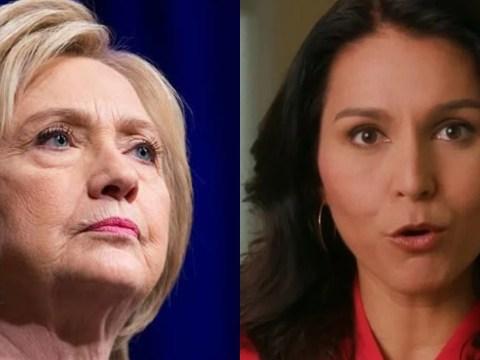Tulsi Gabbard slams Hillary Clinton with an epic reply
