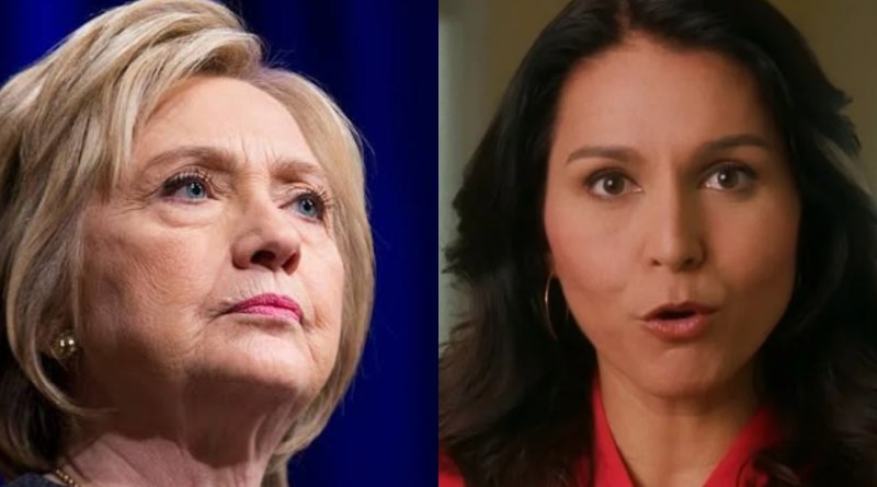 Tulsi Gabbard slams Hillary Clinton with an epic reply