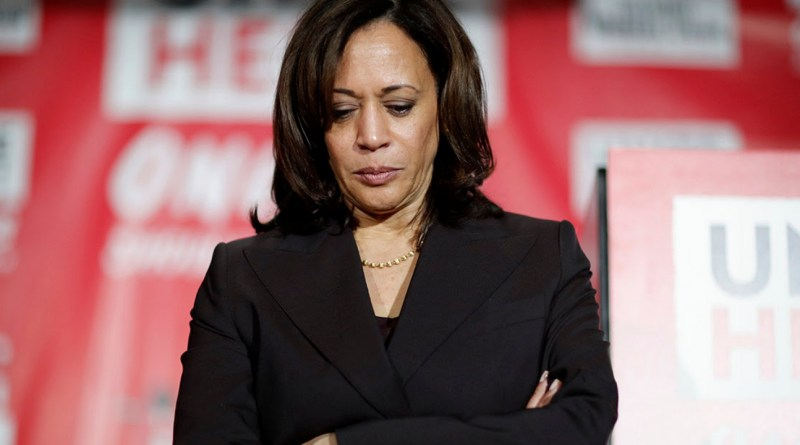 Kamala Harris Meltdown as her campaign and race for president crumbles