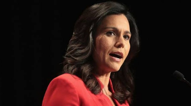 Tulsi Gabbard Epically blast Democrats Amid recent backlash with Trump's supporters
