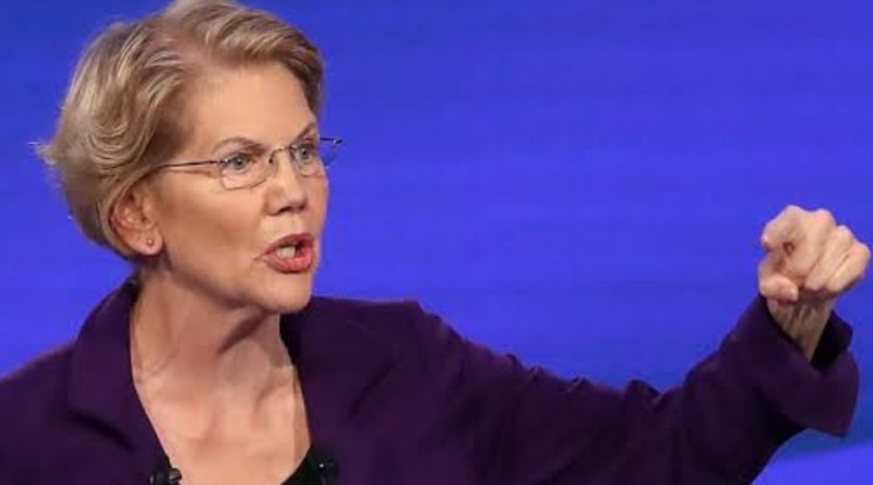 Elizabeth Warren says she will abolish Electoral College when Elected