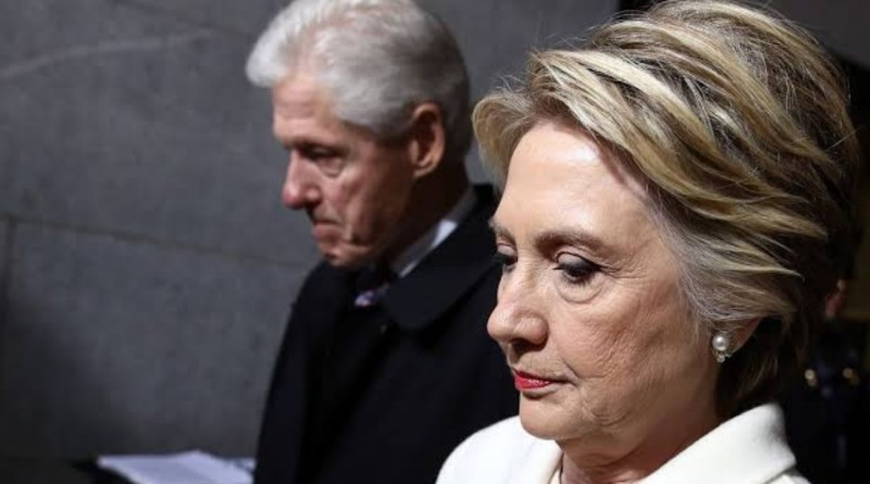 Report Reveals Bill and Hillary Clinton were regulars at Jeffrey Epstein's New York Ranch