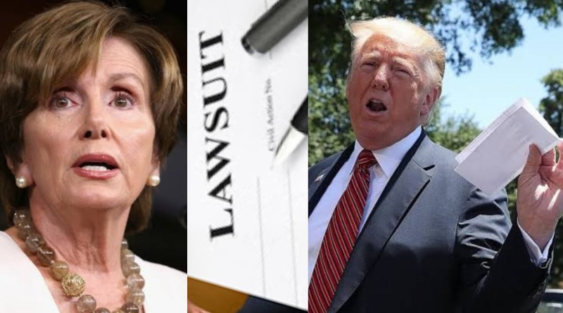 Sign Petition to Impeach Nancy Pelosi