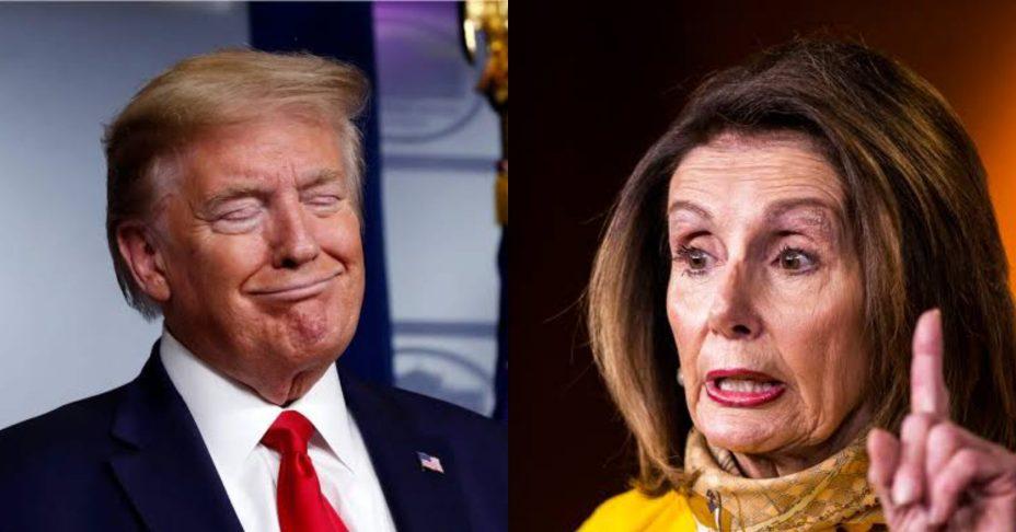 Pelosi, Schumer Suffer Total Meltdown Over Trump's Executive Order