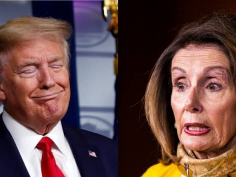 Pelosi, Schumer Suffer Total Meltdown Over Trump's Executive Order