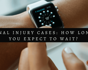 Personal Injury Cases How Long Can You Expect To Wait Clf