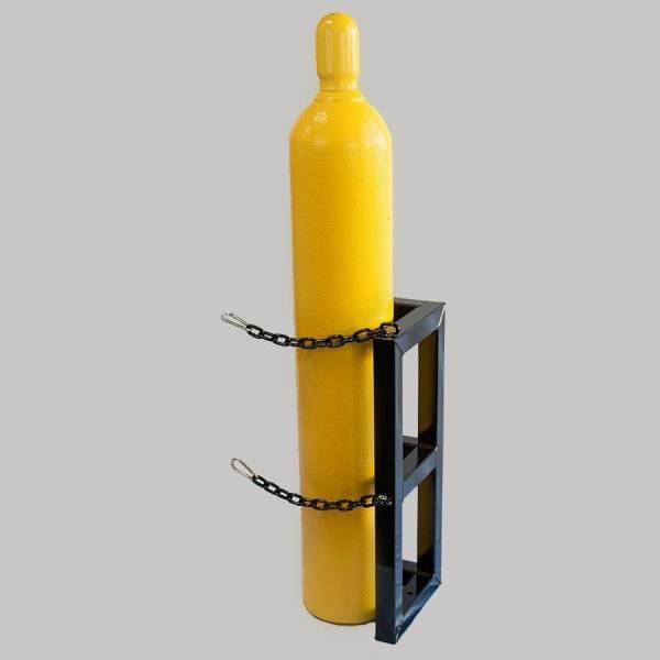 1d1w- Gas Cylinder Storage Racks - Certified Medical