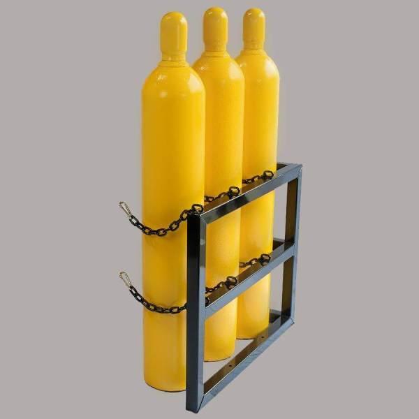 3d1w- Gas Cylinder Storage Rack - Certified Medical