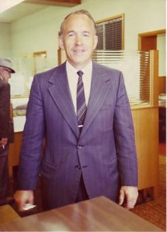 Don Widing circa 1970's