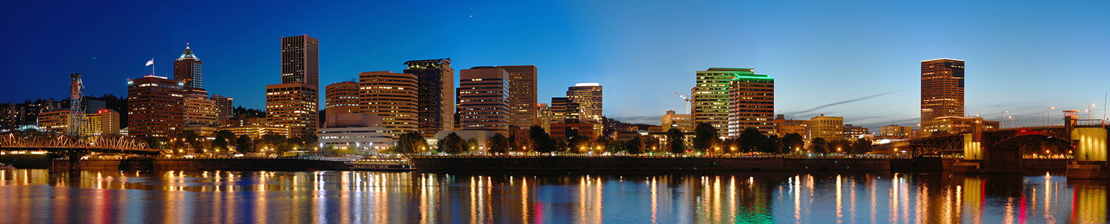 Certified Realty Company - Oregon Nightscape