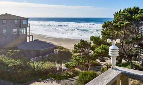 Gleneden Beach Ocean View Home