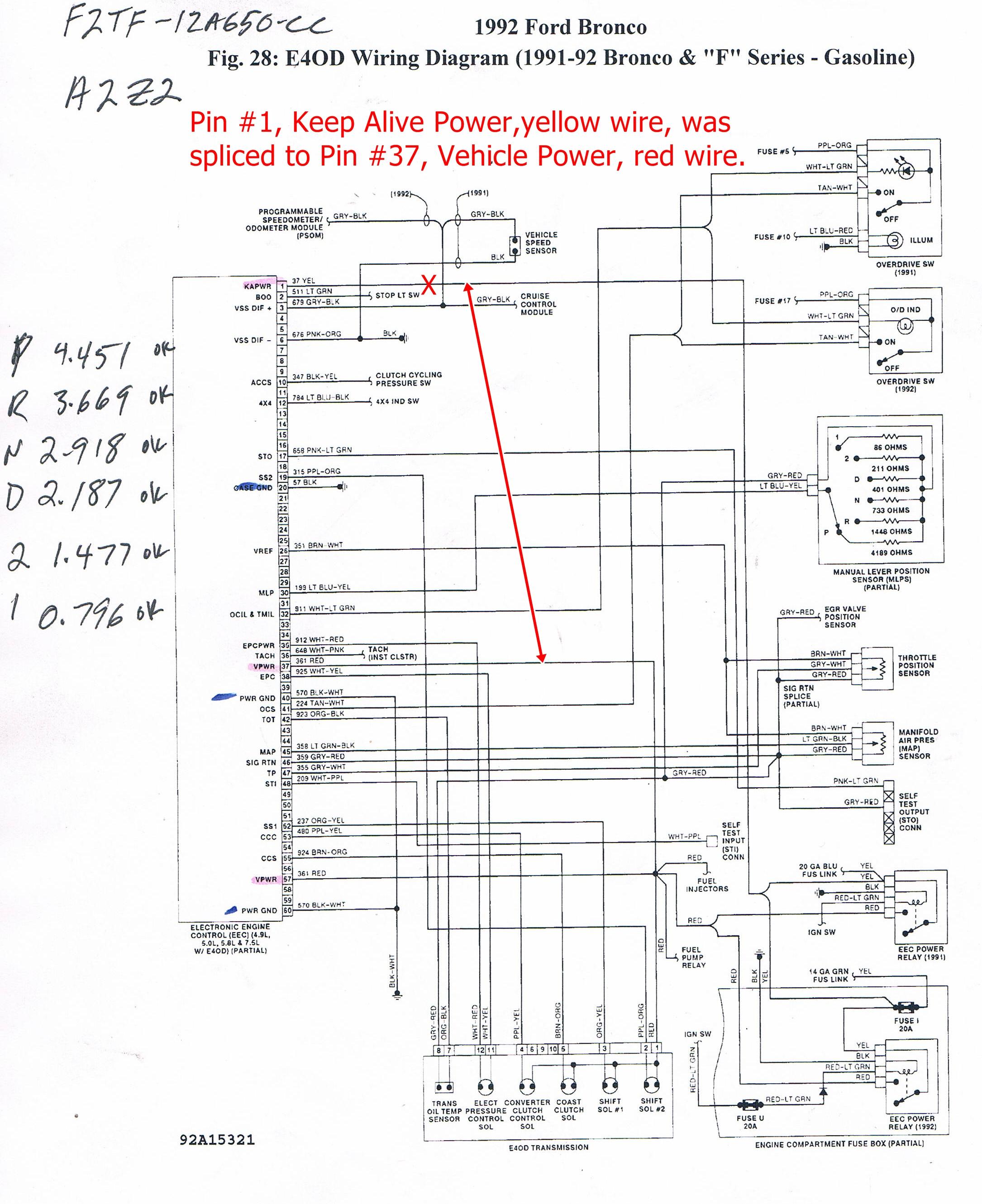4r100 solenoid pack diagram wiring diagram 4r100 transmission wiring harness diagram 4r100 wiring diagram #13