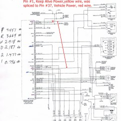 Radio Wiring Diagram For 2004 Chevy Silverado With Bose System 12v Led Downlight January 2013 – The Transletter