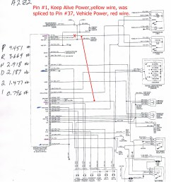 ford trans wiring harness simple wiring schema 4l60e transmission fluid flow diagram 2003 ford f350 wiring diagram 7 [ 2170 x 2661 Pixel ]