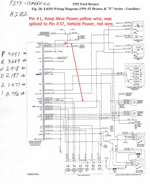 small resolution of ford trans wiring harness simple wiring schema 4l60e transmission fluid flow diagram 2003 ford f350 wiring diagram 7