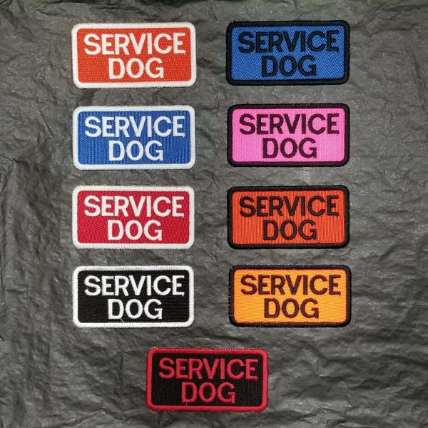 service-dog-patches