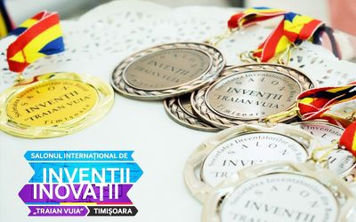 "The VI-th edition of ""Salonul Internațional de Invenții și Inovații 'Traian Vuia' Timișoara"" 2020"