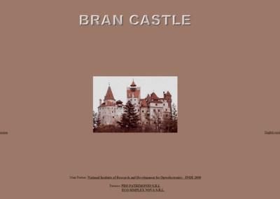 Microclimate Control in Bran Castle Museum