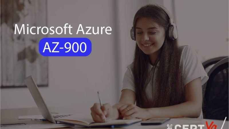 Microsoft Azure AZ-900 Exam – Salary and Scope