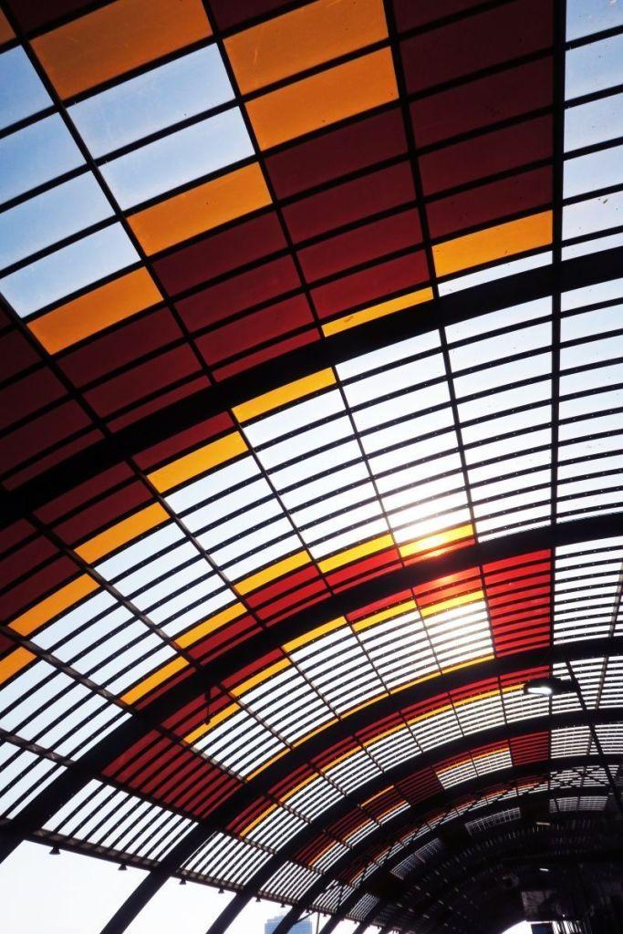 Guia de viaje: Amsterdam, estacion central de trenes