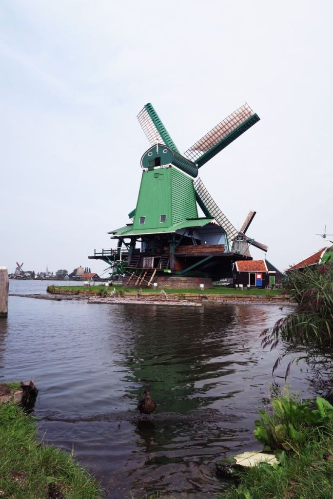Guia de viaje: Amsterdam, Zanse Schaans