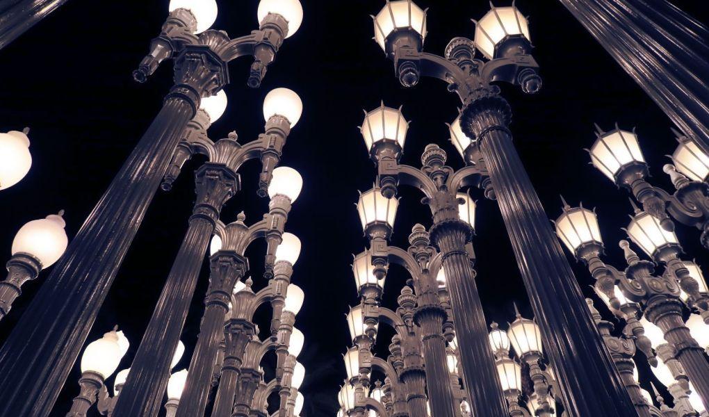 LACMA en Los Ángeles, Estados Unidos