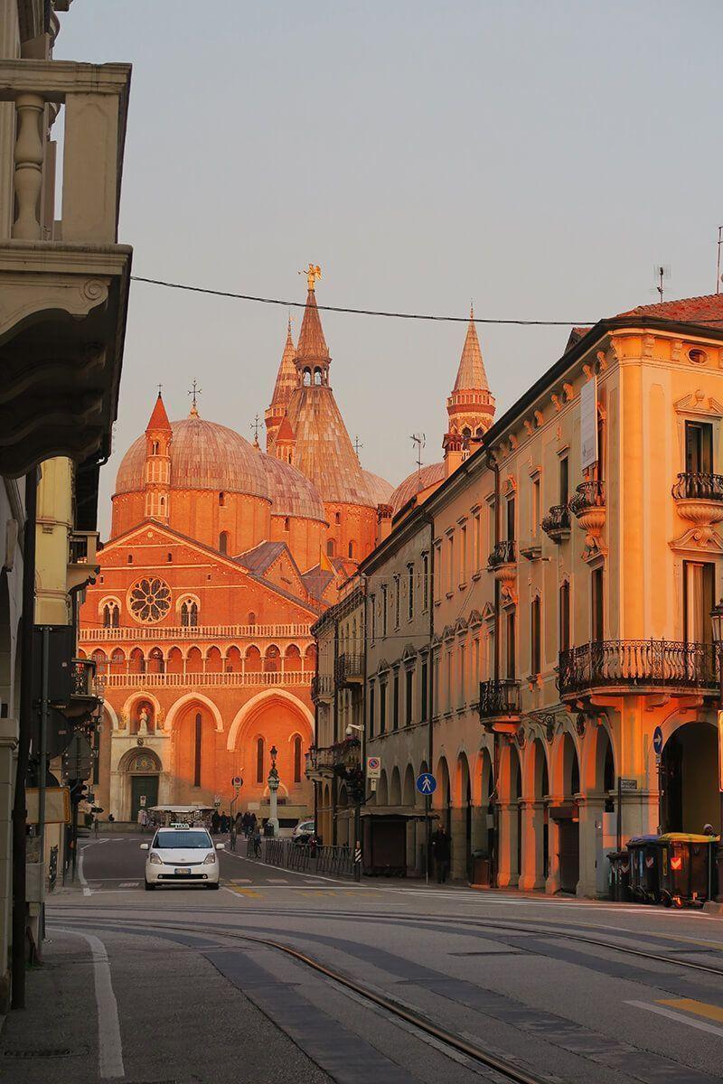 Guia de viaje: Venecia, Padua, Vicenza