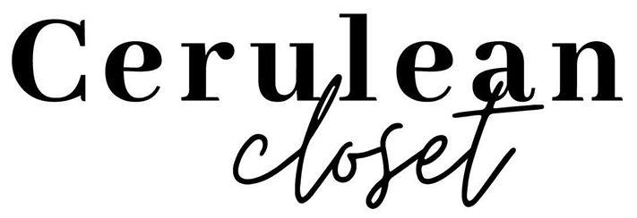 Cerulean Closet
