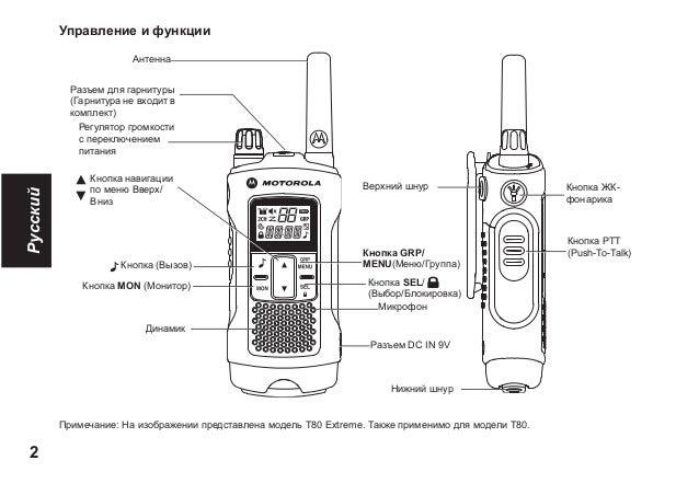 Motorola walkie talkie manual pdf