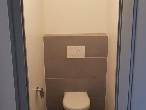 WC rénové