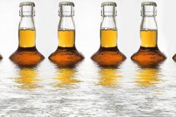 Agua para elaborar cerveza