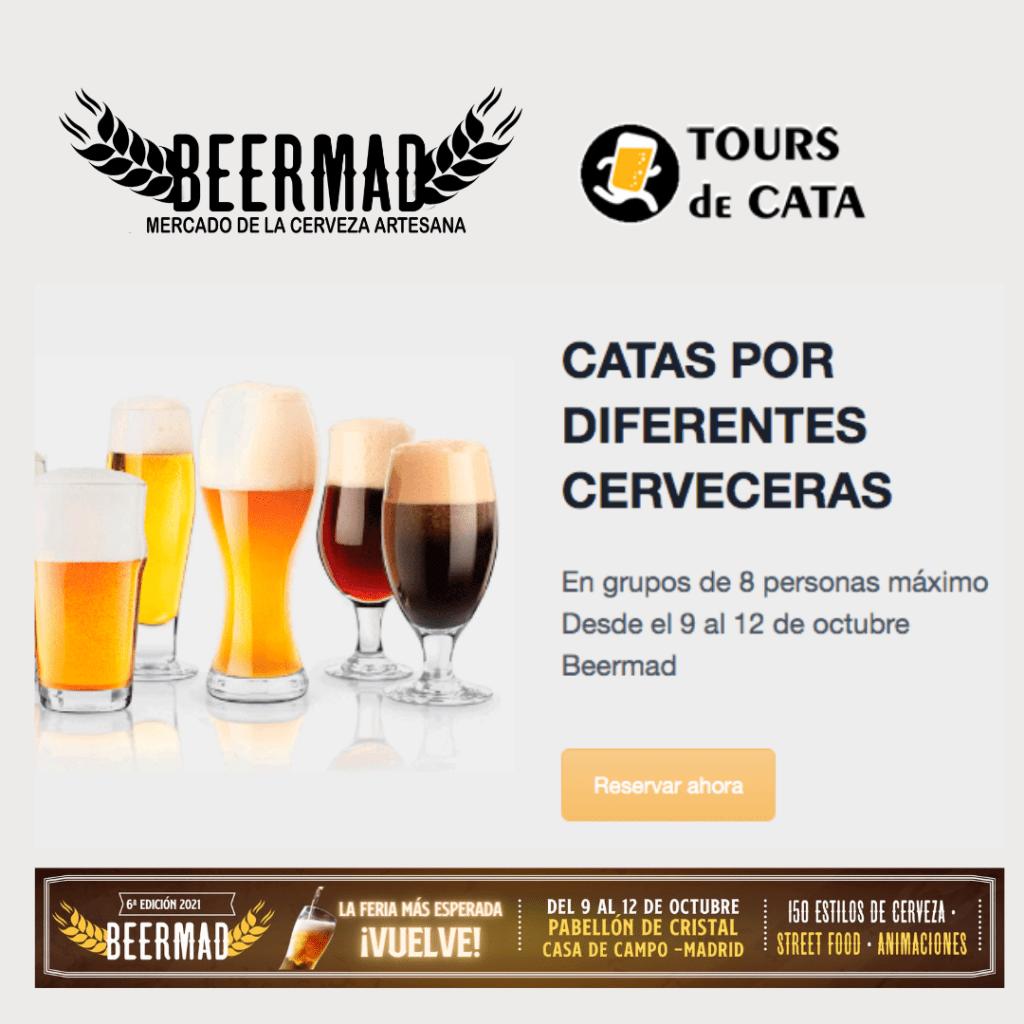 Beermad Tours de cata