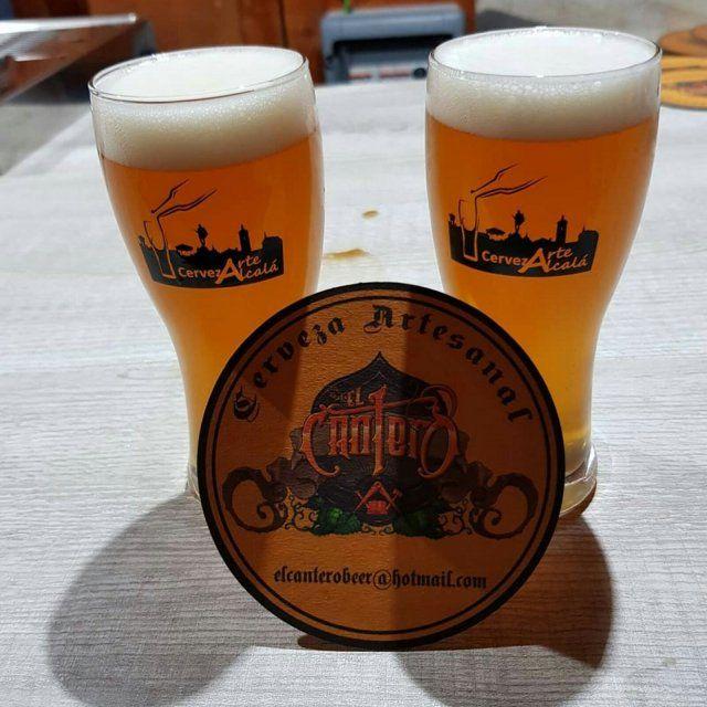 ipa el cantero en Cervezarte