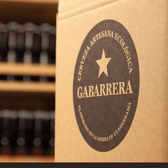 Caja de 12 botellas de la variedad La Barranca
