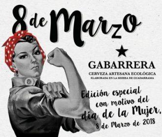 Edición Especial Gabarrera para el 8 de Marzo, día de la Mujer