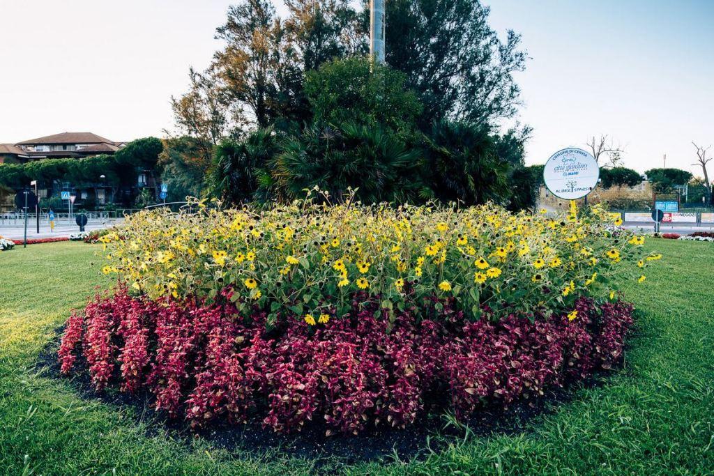 centroflora cervia città giardino