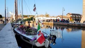 Barche Fiorite 2017 a Cervia - 1