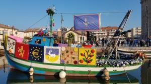 Barche Fiorite 2017 a Cervia - 5