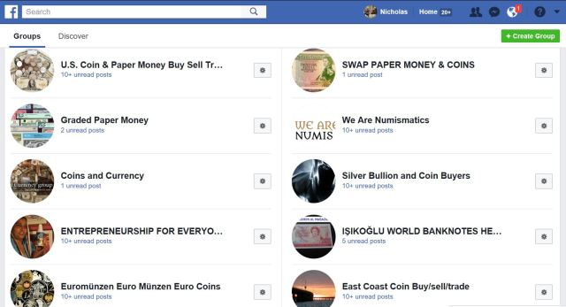 facebook pages business plan