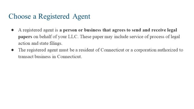 How to Form an LLC in Connecticut 3