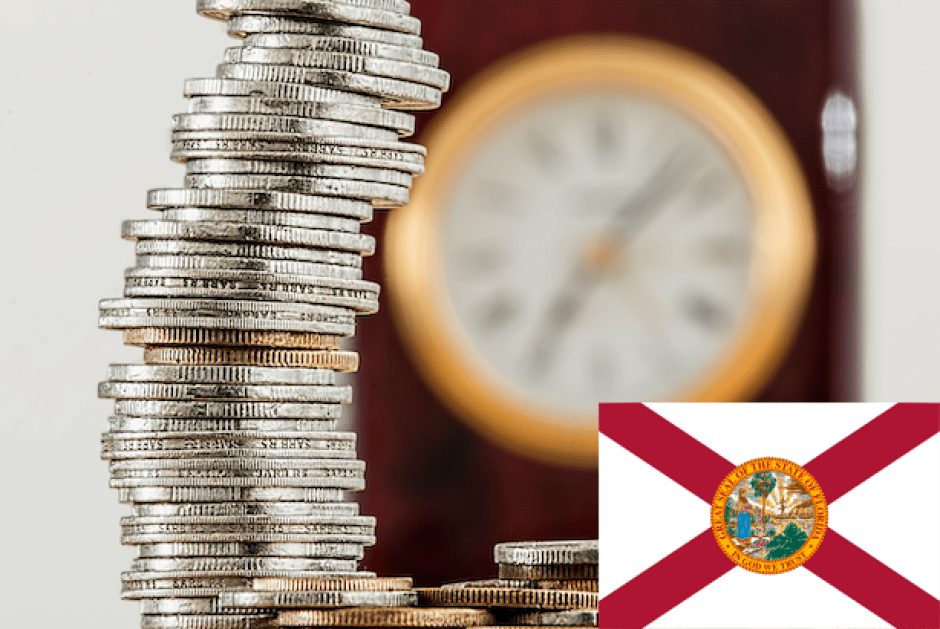 New Florida Laws in 2019: Minimum Wage Increase