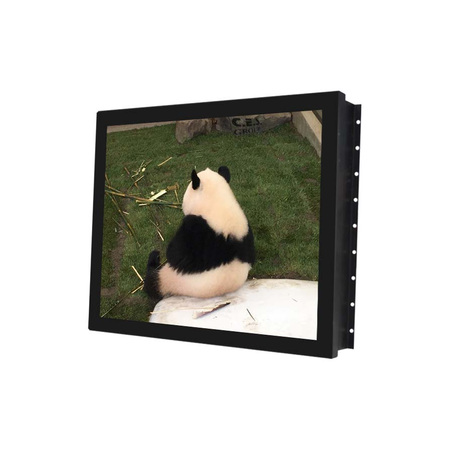 8.4-inch Open Frame design Industrial LCD Monitor