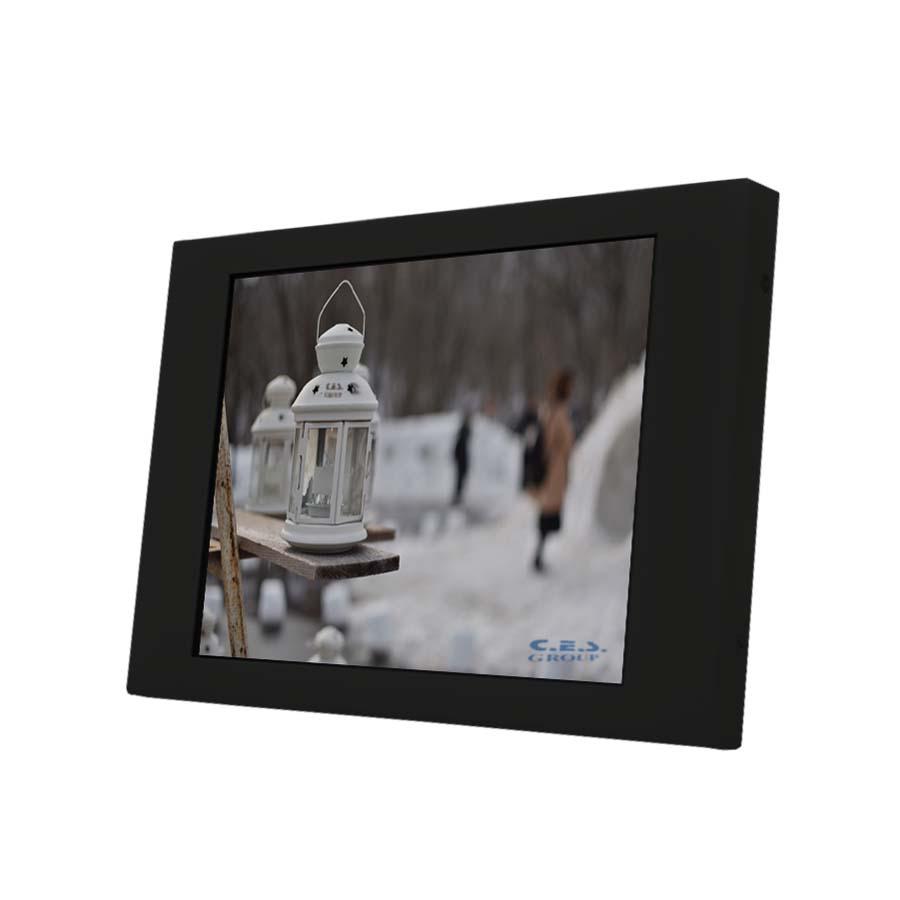 8.4英吋 工業級金屬框液晶螢幕
