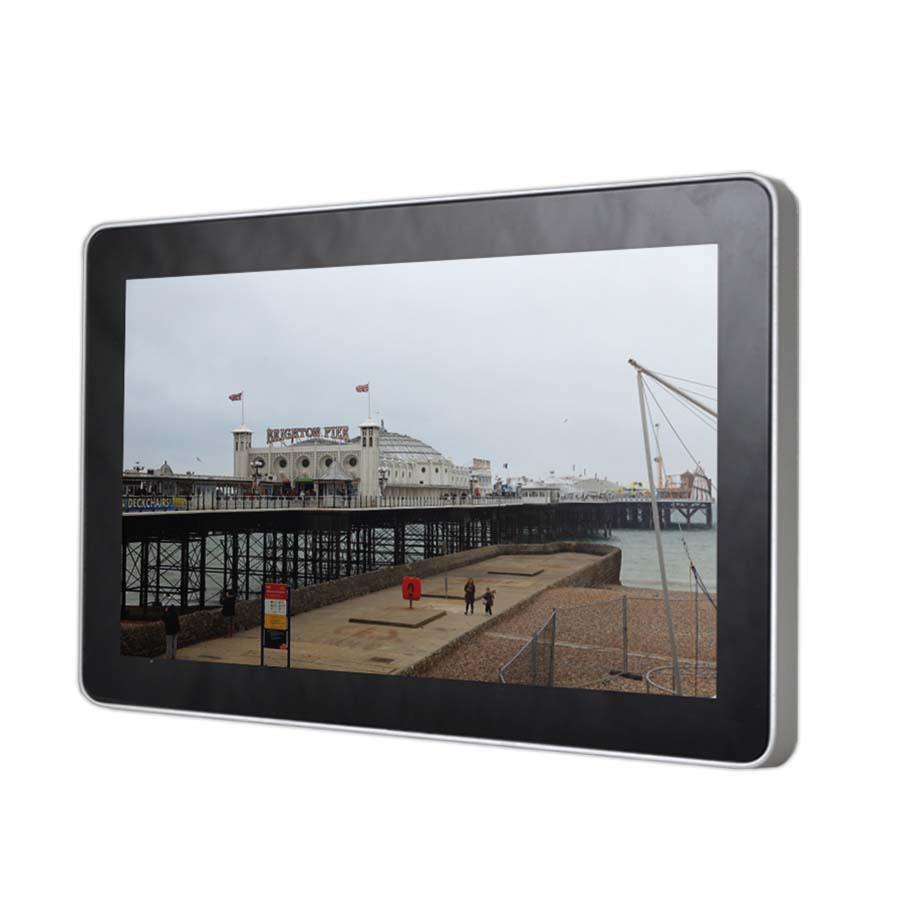 10.1-inch True flat design Industrial LCD Monitor