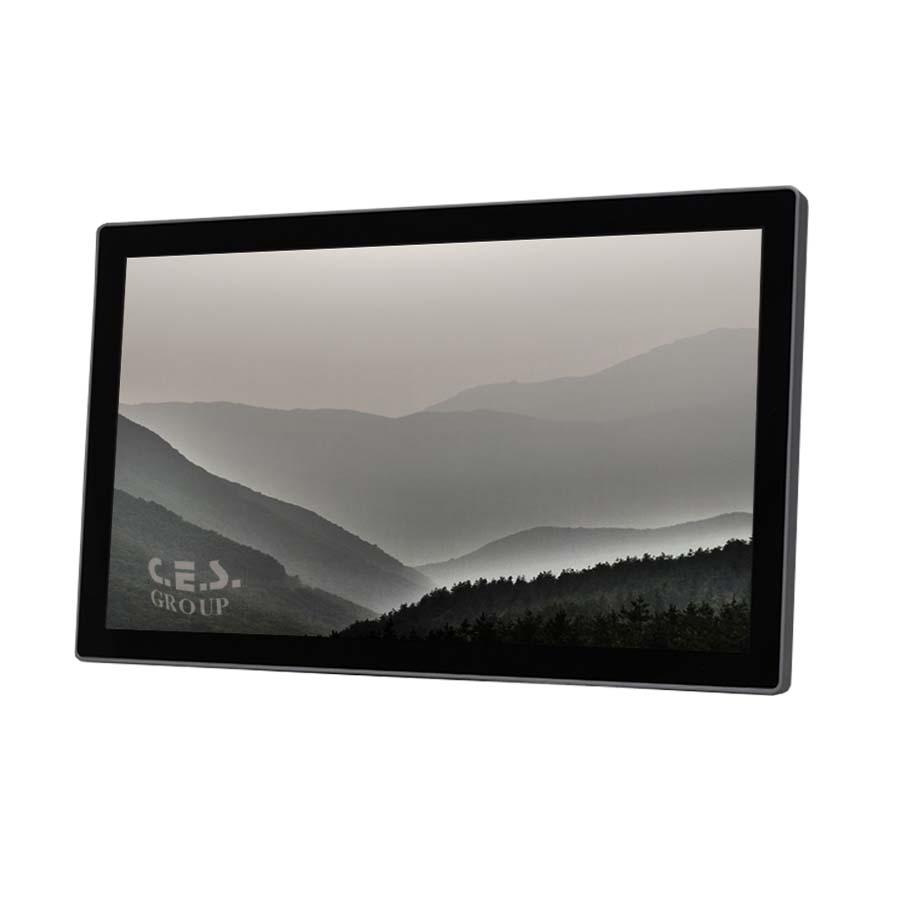 15.6-inch True flat design Industrial LCD Monitor