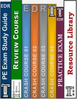 Civil Engineering Structural PE Exam Prep Package 10