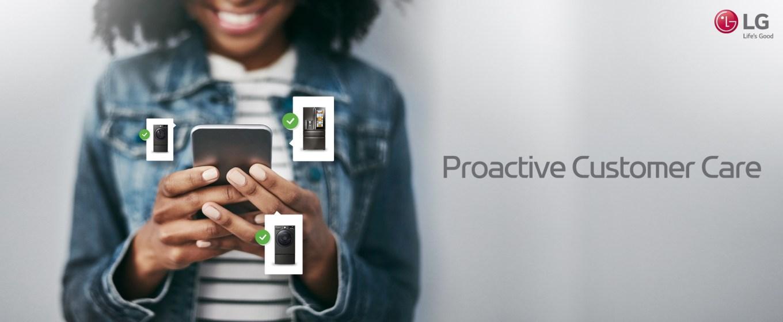Resultado de imagen para LG Proactive Customer Care
