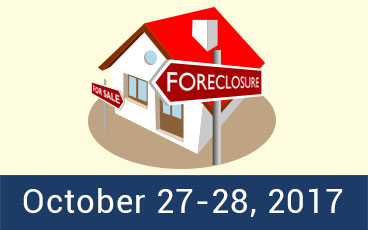 15-Unit Real Estate CPD: Foreclosure Selling, Buying & Brokering
